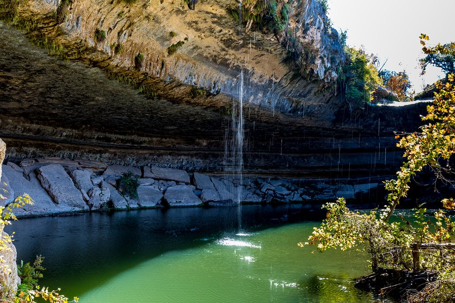 Travis County Parks Implementing Policy To Stop Hamilton Pool Preserve Scalpers